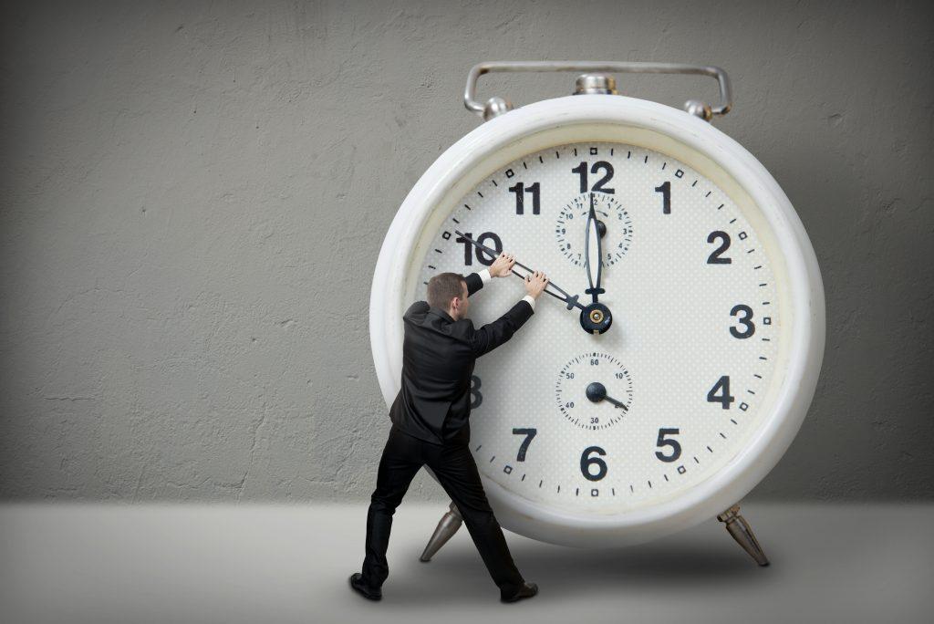 Corso di gestione del tempo a Padova
