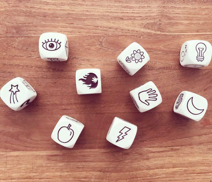 """Gli """"Story cubes"""" in formazione, come e quando usarli"""