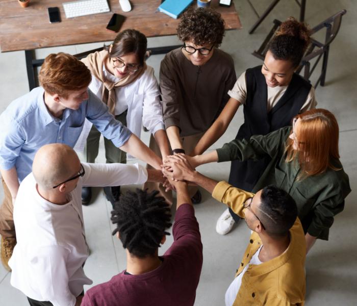 Come iniziare ad essere un gruppo di lavoro